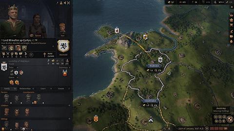 P社发布《十字军之王3》,还将考虑为中国市场开发游戏