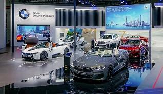 国产特斯拉亮相第二届进博会,新能源仍是汽车馆最大亮点