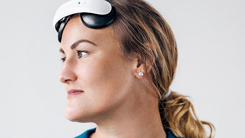 欧洲上市第一款可减轻抑郁症症状的头环式家用设备