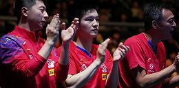 樊振东独取两分中国3-1击败韩国,国乒豪取男团世界杯八连冠