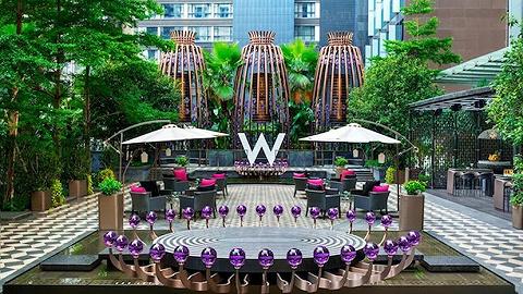 【首席体验官】在广州,感受喜欢玩潮的W酒店