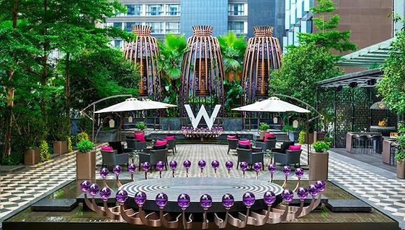 首席体验官 在广州,感受喜欢玩潮的W酒店图1