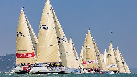 中国杯帆船赛转身,从精英赛事走入生活方式