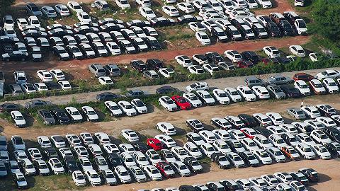 """10月份车市未能迎来""""银十"""",新能源汽车销量同比下跌45.4%"""