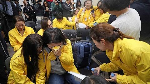 """""""世越""""号沉没5年半后,韩国将重启调查"""