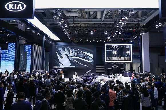 """第二届进博会上发布的""""黑科技"""",起亚汽车是这样规划未来的图2"""