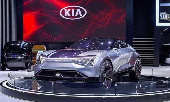 """第二届进博会上发布的""""黑科技"""",起亚汽车是这样规划未来的图3"""