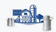 美国人均喝奶量20年减少了三分之一,当地最大牛奶生产商申请破产保护