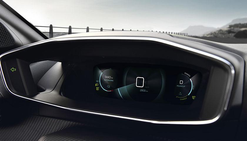 裸眼3D仪表、曲面多形态屏等新技术的运用让车辆座舱不再单调无趣图2