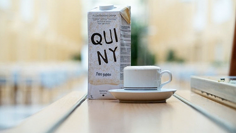 燕麦奶卖得不错,Oatly接力推出藜麦奶