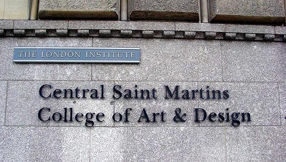 英国艺术高等学府中央圣马丁涉嫌辱华,中国原创设计师联名抗议并要求道歉图1