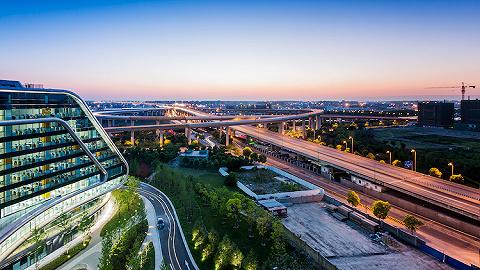 """选择上海虹桥商务区,这些企业把这里当作""""全球枢纽站"""""""