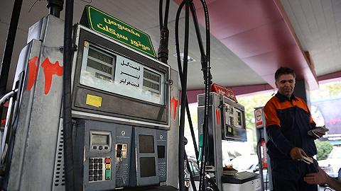 石油收入大跌扛不住了,伊朗宣布实行汽油配给、油价涨一半