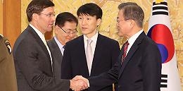 """美伸手要350亿""""保护费"""":韩国已经是个富国,该多承担费用了"""