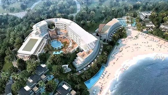 格力进军酒店业,携手万豪、凯悦在珠海东澳岛建酒店图1