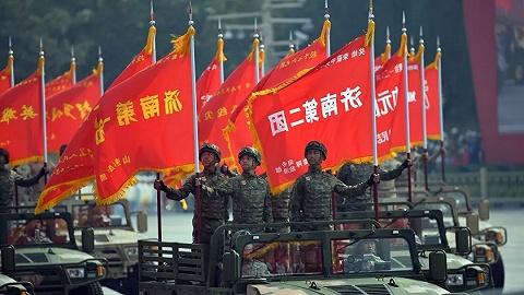 战旗背后的故事|光荣的称号永不褪色!