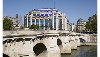 巴黎购物又多了新去处,阔别15年的莎玛丽丹百货将于明年4月重新营业