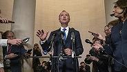 美驻欧大使称特朗普与乌克兰存在交易,情报委员会主席:迄今最重要证据