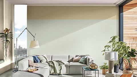 为什么有那么多年轻人在外穿得很冷淡,却把家里的墙偷偷刷成彩色?