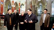 李强今天赴部分宗教场所调研,要求弘扬爱国爱教优良传统,围绕大局更好发挥作用!