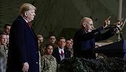 天下头条 | 特朗普感恩节突访阿富汗称重启塔利班谈判 伊拉克一天射杀27名抗议者