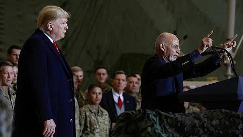 天下头条   特朗普感恩节突访阿富汗称重启塔利班谈判 伊拉克一天射杀27名抗议者