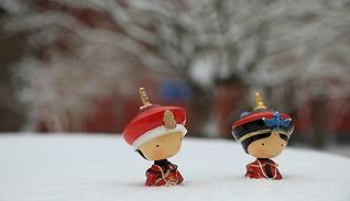 【圖集】北京各地迎今冬初雪,懷柔區箭扣長城現云海奇觀宛如仙境