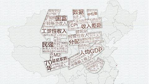 數據 | 70年數據揭開中國人收入增長的邏輯