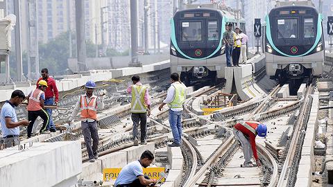 1.4萬億美元基建項目等待接盤,印度能否擺脫經濟增長疲態