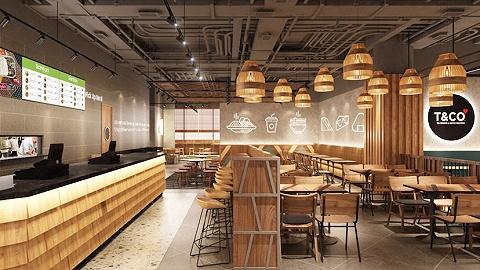 亚航在商场里开首家快餐及咖啡厅,这个飞机餐到底有多好吃?