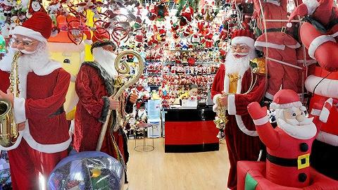 這個中國小鎮承包了全球80%的圣誕用品市場