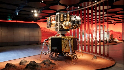 """探店   当逛商场变成一场""""火星之旅"""",SKP-S原来要这么玩"""