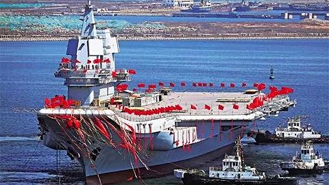 中国首艘国产航母为何命名山东舰?军事专家:原因有二