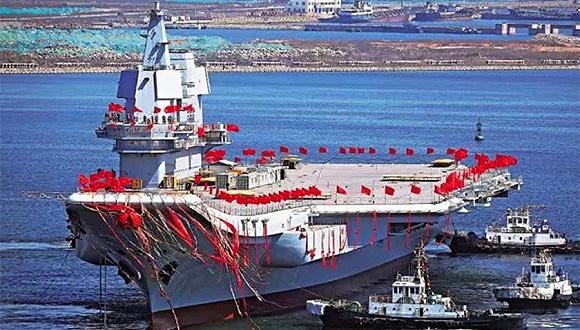 中國首艘國產航母為何命名山東艦?軍事專家:原因有二