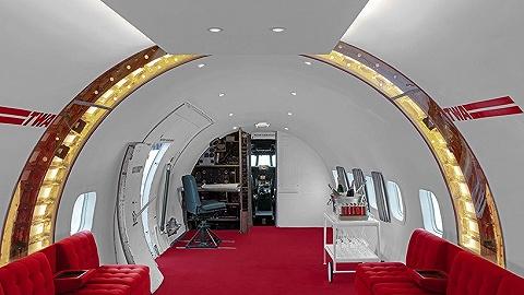 退役飞机改造成酒吧?纽约 TWA 酒店又出新花样