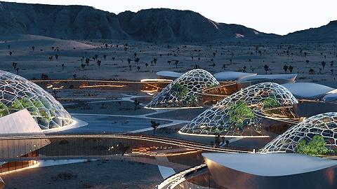 """你愿意去火星生活吗?星际实验室建造沙漠村庄以探讨""""火星移民""""可能性"""