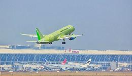 """C919大型客机106架机首飞成功,正式进入""""6机4地""""大强度试飞阶段"""