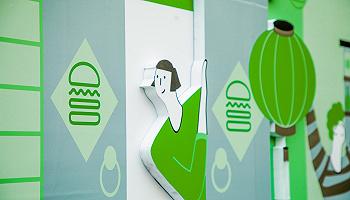 """紐約漢堡品牌 Shake Shack 北京首店落戶三里屯太古里,請你在""""胡同""""里吃漢堡"""