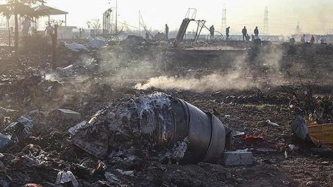 """美媒解析""""导弹击中乌航客机""""视频,伊朗:这是心理战"""