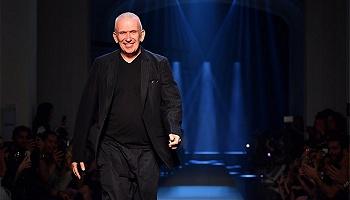 """快看   時尚""""老頑童""""Jean Paul Gaultier將舉辦最后一場秀"""