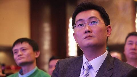 馬化騰四天內出售500萬股騰訊股份,套現近20億港元