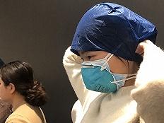 上海医疗队已全面接手武汉金银潭医院两层病房