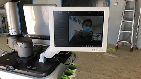 碧桂園捐贈一批醫療設備 助力提升一線核酸檢測能力