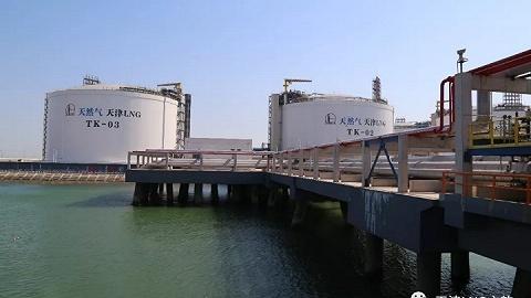 去年全球LNG新增供应量创历史纪录