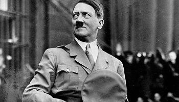 希特勒如何看待英美资本主义?