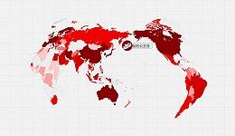 数据 | 全国新增确诊病例增速反弹,除中国外全球累计确诊超6万例