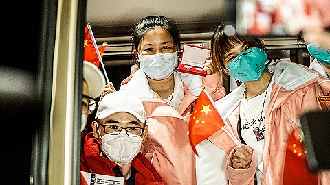 图集丨46人,59天,首支返京的北京医疗队