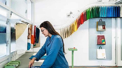 Freitag提供线上定制手提袋服务了,面向全世界环保包爱好者