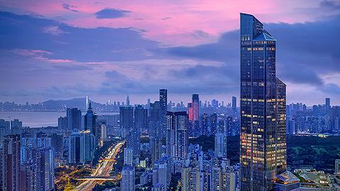 首席体验官 | 深圳柏悦,现代都市刮起的中国风