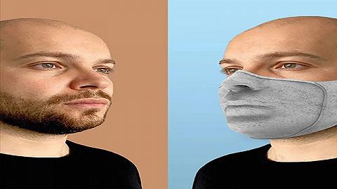 瑞士设计师的新灵感,原来戴口罩也可以变得很有趣